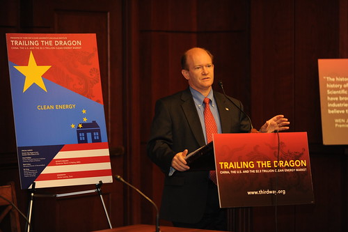 Senator Chris Coons (D-DE) | by Third Way