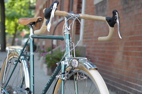 Royal H. + Lovely Bicycle Randonneur | by Lovely Bicycle!
