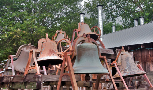 Bells at the Ag Museum | by Judy Rushing