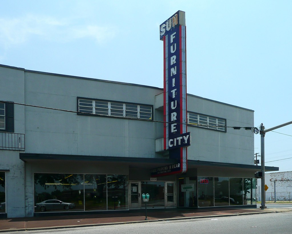 ... Shreveport, LA Sun Furniture City | By Army.arch