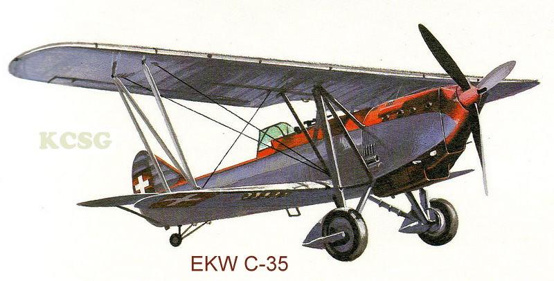 EKW C-35 | kitchener.lord | Fl...