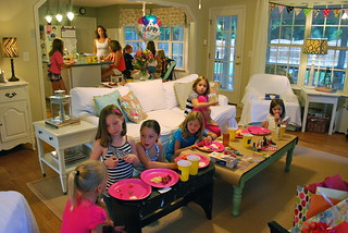 birthday party | by The Slipcover Girl