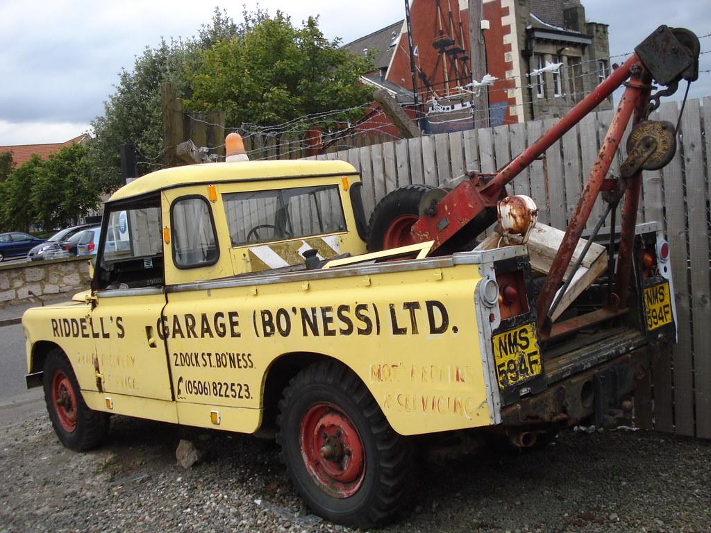 1967 Land Rover Breakdown Truck Alan Gold Flickr