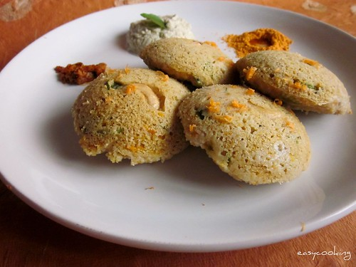 Oats Idli | by easycooking
