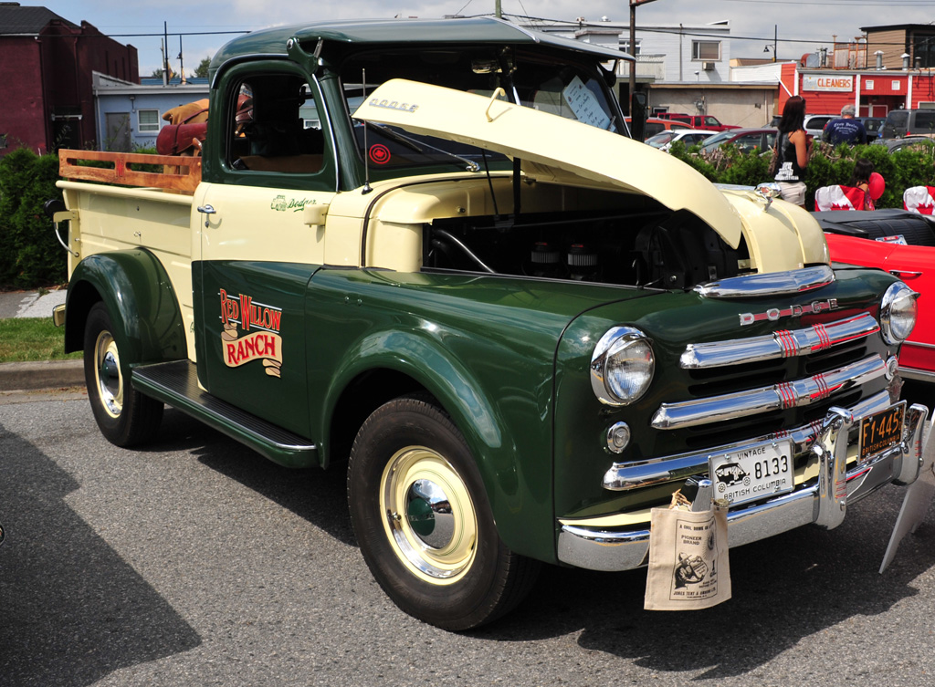 1950 dodge b 2 108 half ton pickup for more photos from th flickr. Black Bedroom Furniture Sets. Home Design Ideas