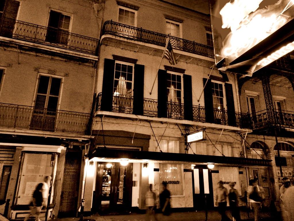 Galatoire 39 s on bourbon street in new orleans 39 french quart - Bourbon street piastrelle ...