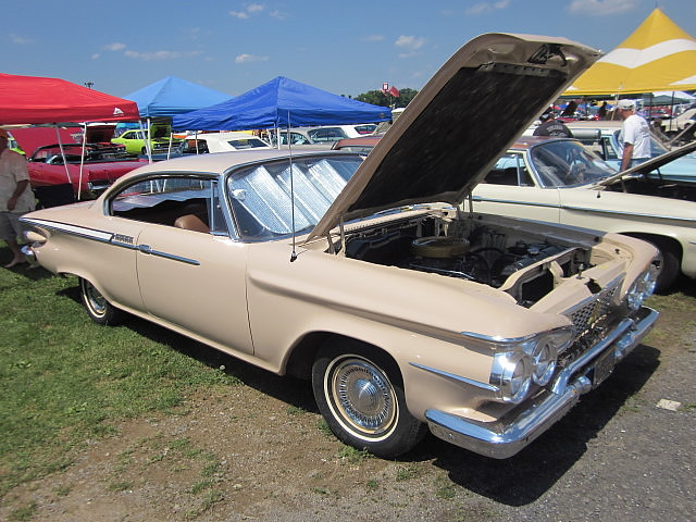 1961 Plymouth Belvedere Carlisle All Chrysler Nationals