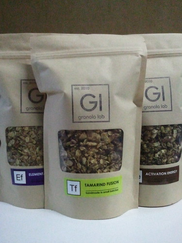 New packaging: Tamarind Fusion | by Granola Lab