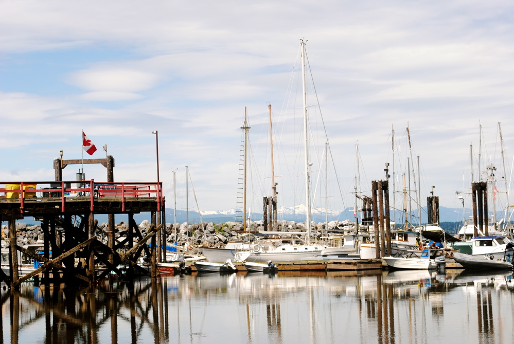 how to get from vancouver to hornby island