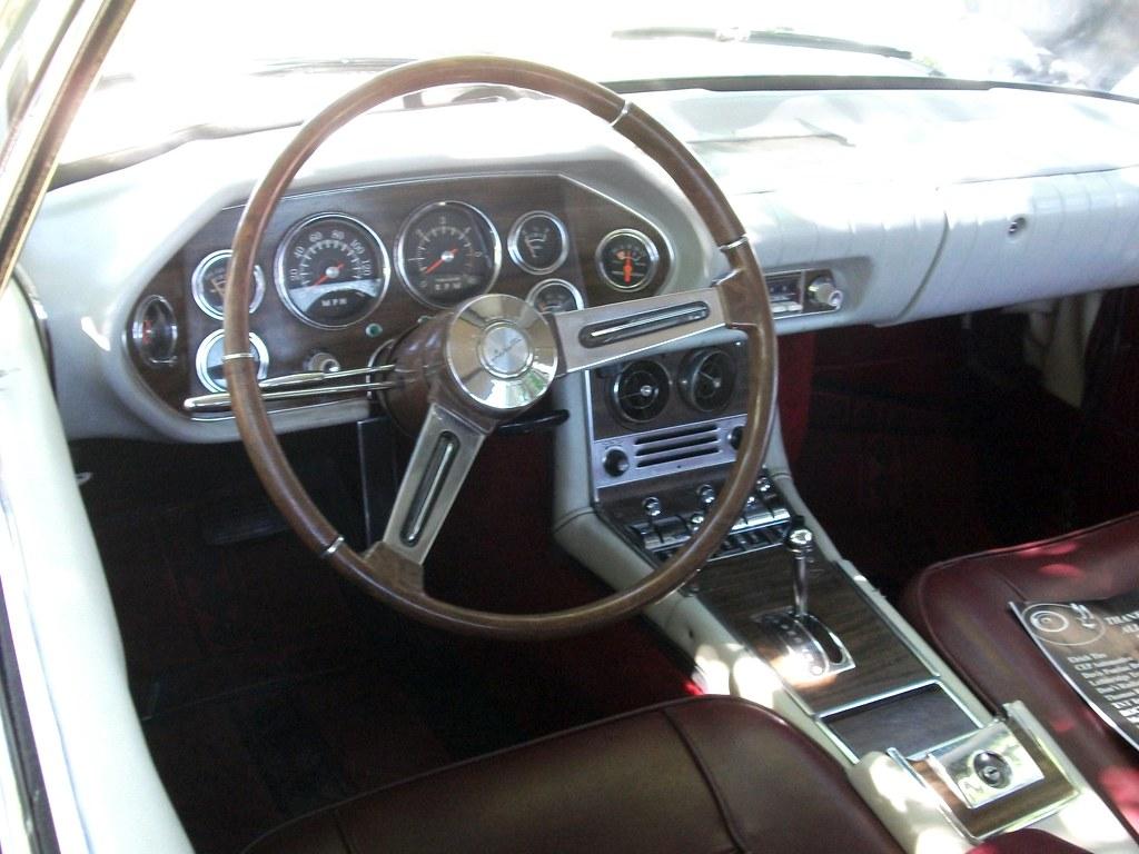 1964 Studebaker Avanti Interior Dave 7 Flickr
