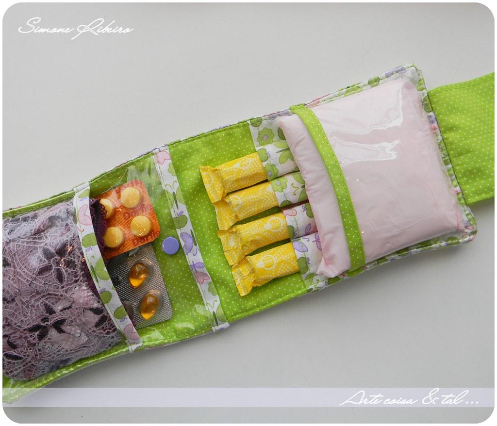 Porta absorvente exclusivo para tampax depois do porta for Porta assorbenti
