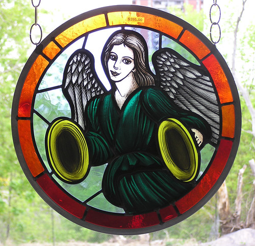 NAG Custom Glass-Angel | by Northern Art Glass