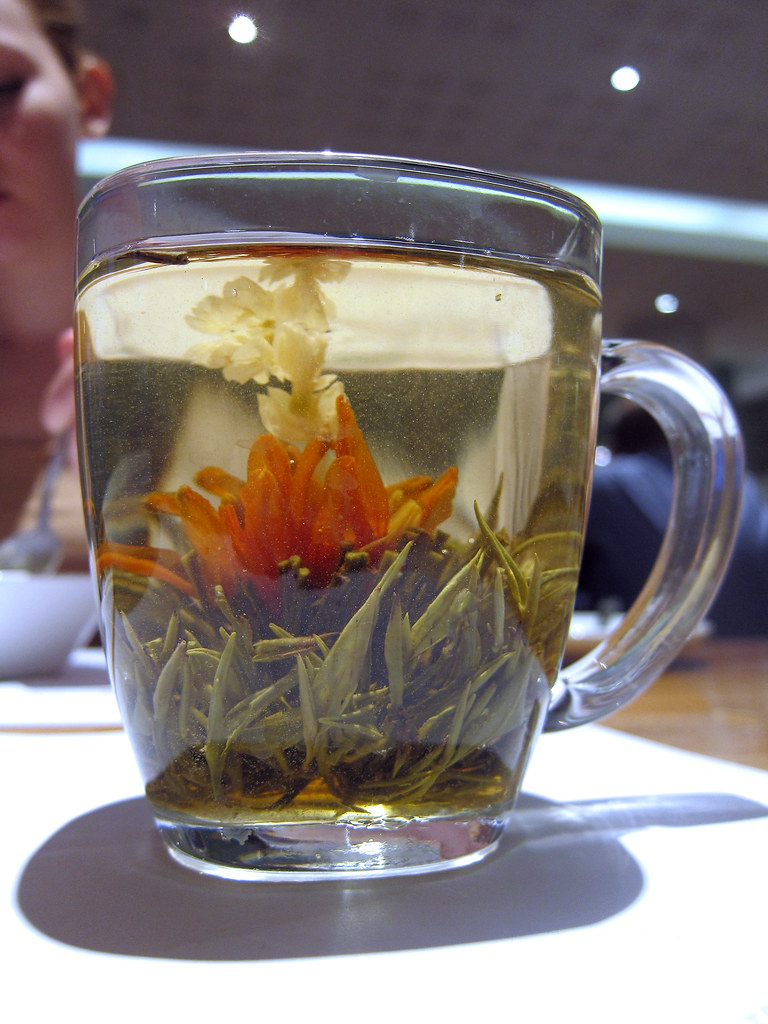 Jasmine Flowering Tea Wagamamas Restaurant In St Albans Flickr
