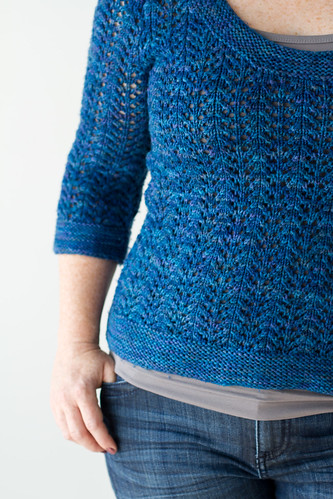 February Fitted Pullover | by amyherzogdesigns