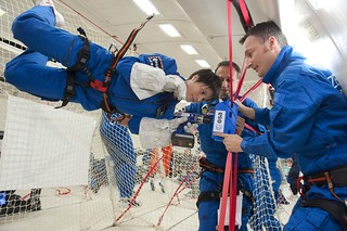 ESA Zero-G campaign - May 2011 | by AstroSamantha