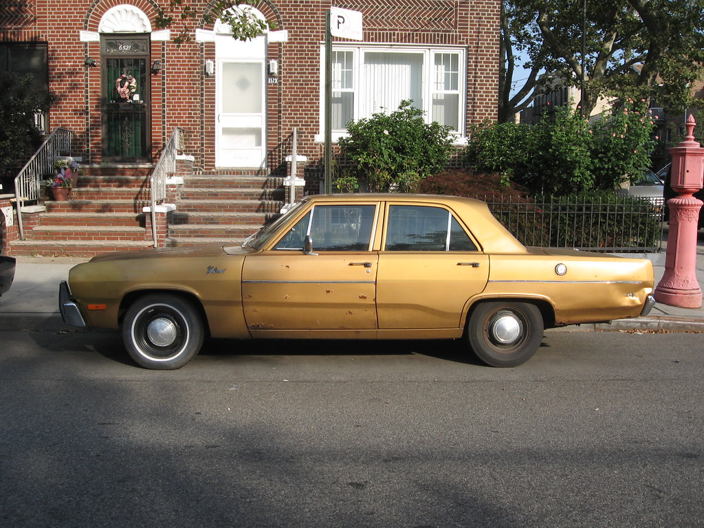 1973 Plymouth Valiant 1973 Plymouth Valiant Brooklyn Ny