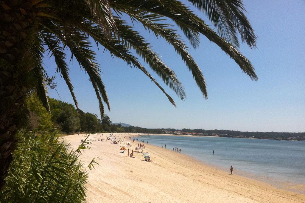 Playa jard n boiro galicia foto de playa jard n en for Aparthotel jardin de playa