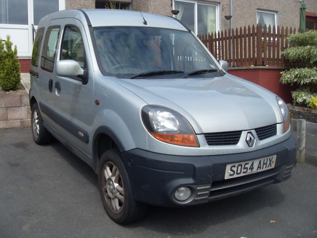 renault kangoo 4x4 flickr. Black Bedroom Furniture Sets. Home Design Ideas