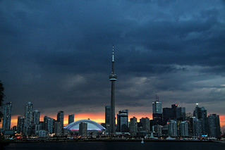 The City at Dusk | by Froz'n Motion / Cameron MacMaster