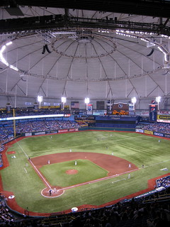 Tropicana Field | by Kwong Yee Cheng