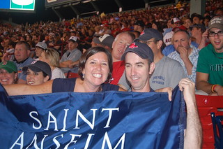 Red Sox Game July 2011 | by Saint Anselm College Alumni