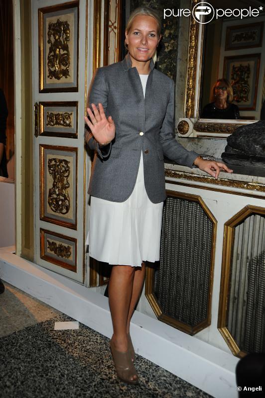 Nordic Vip Princess Mette-Marit Of Norway  Name  Nom -2501
