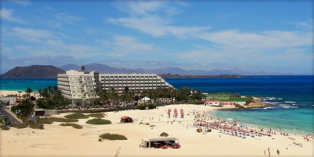 Hotel Riu Palace Tres Islas Corralejo Fuerteventura
