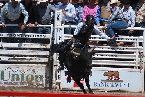 Cheyenne Frontier Days Rodeo | by Ms. Kathleen