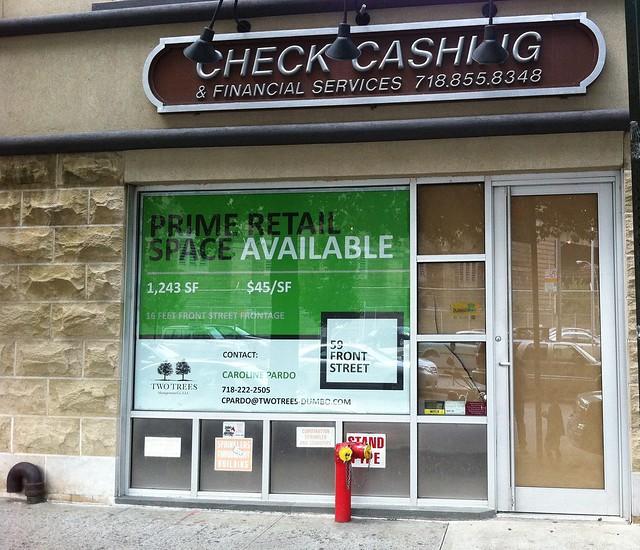 Check Cashing Place Long Island City Ny