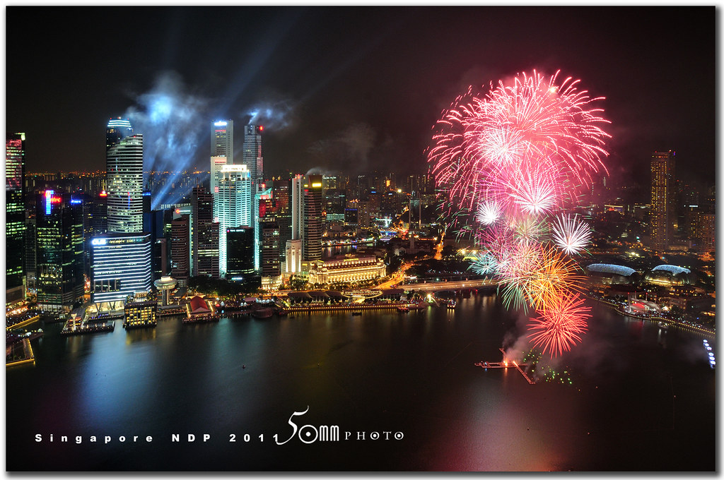 Singapore National Day Parade 2011 - Happy Birthday Singap… | Flickr
