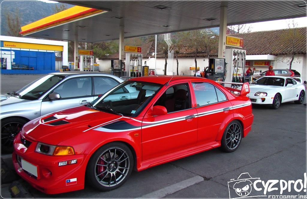 Evo Vi Tommi Makinen Amp Toyota Supra Amp Wrx Cyzpro Ii