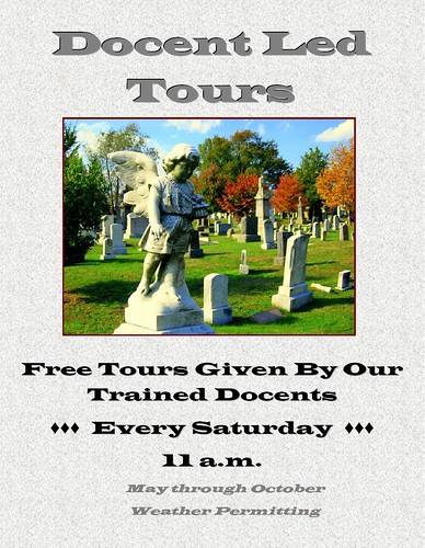 Docent Tour | by Historic Congressional Cemetery