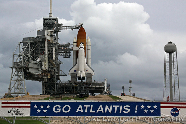 The Final Space Shuttle mission - STS-135 Atlantis ...