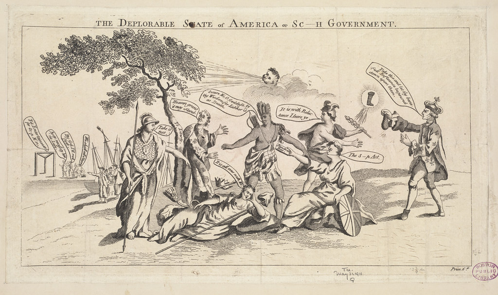 The deplorable state of America or sc--h government | Flickr