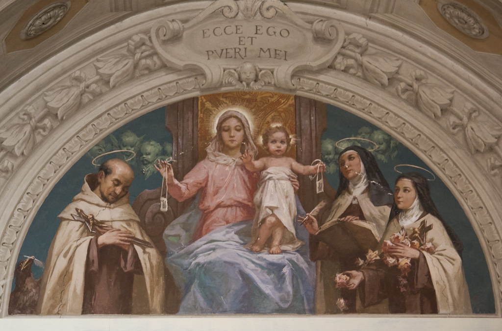 "Feast Of Our Lady Of Mount Carmel Quotes: ""O Beautiful Flower Of Carmel, Most"