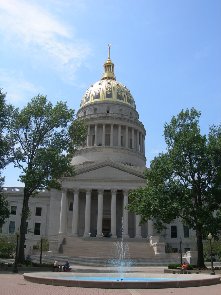 West Virginia State Capitol  Charleston West Virginia