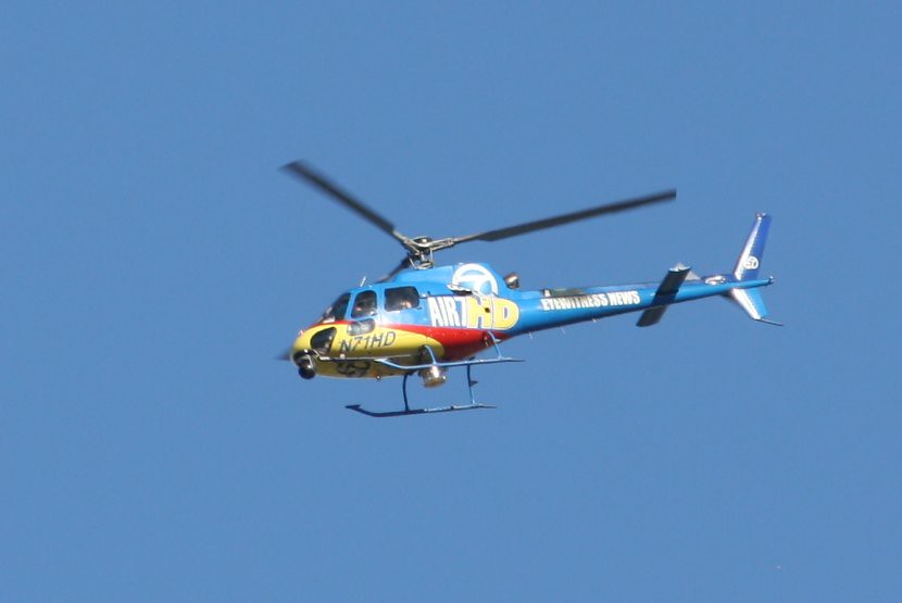 kabc tv abc 7 eyewitness news eurocopter as 350 n71hd flickr