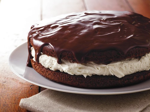 Giant Ganache-Topped Whoopie Pie Recipe | by Betty Crocker Recipes