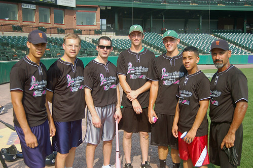 Rep. Eugene DePasquale with his teams | by PA Breast Cancer Coalition