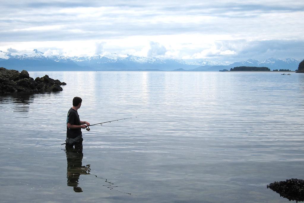 Fishing juneau alaska near amalga harbor north of for Juneau alaska fishing