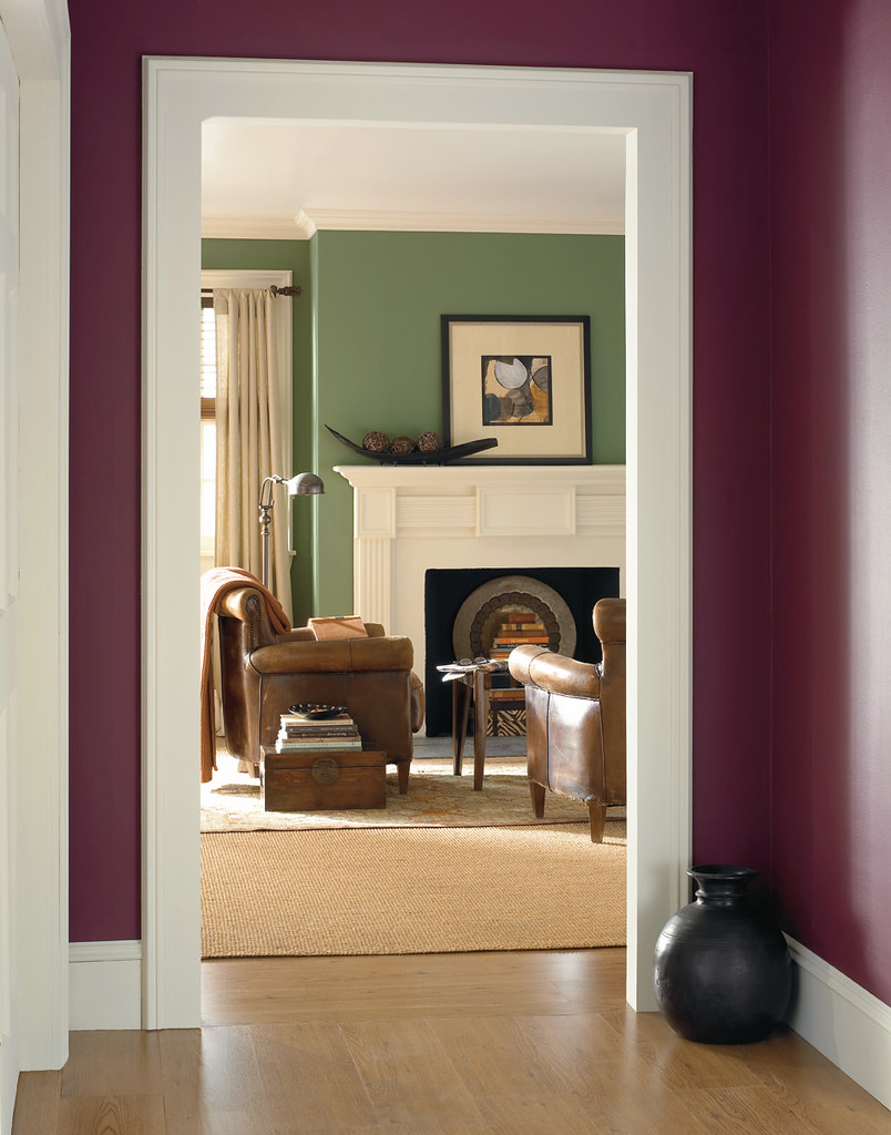 Benjamin Moore Paint Color Finder