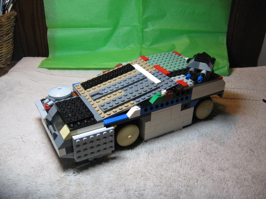 Lego Avp M577 Apc The Famous Apc From Aliens Sorry If
