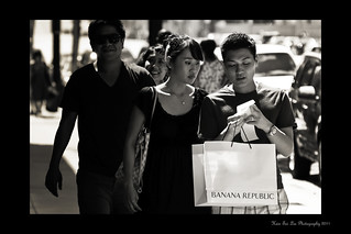 Pasadena Street Photography - Too Many or Too Much - Our Daily Challenge 7.26.11 | by Hsin Tai Liu