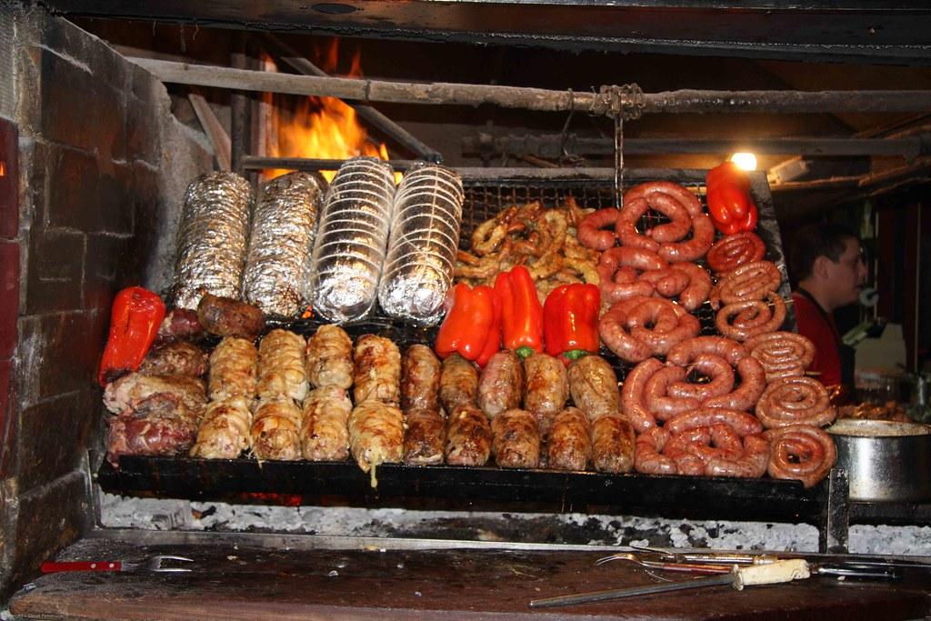 Uruguay Food Market