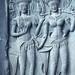 Bas relief at Angkor