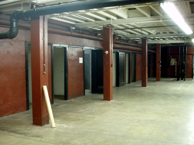 Dressing Rooms Flash