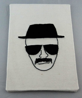 Heisenberg | by kingstitcher