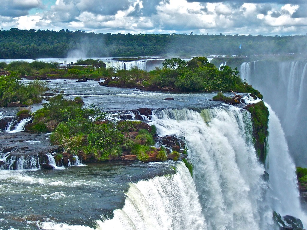 Iguazu Falls Argentina Tours From Buenos Aires