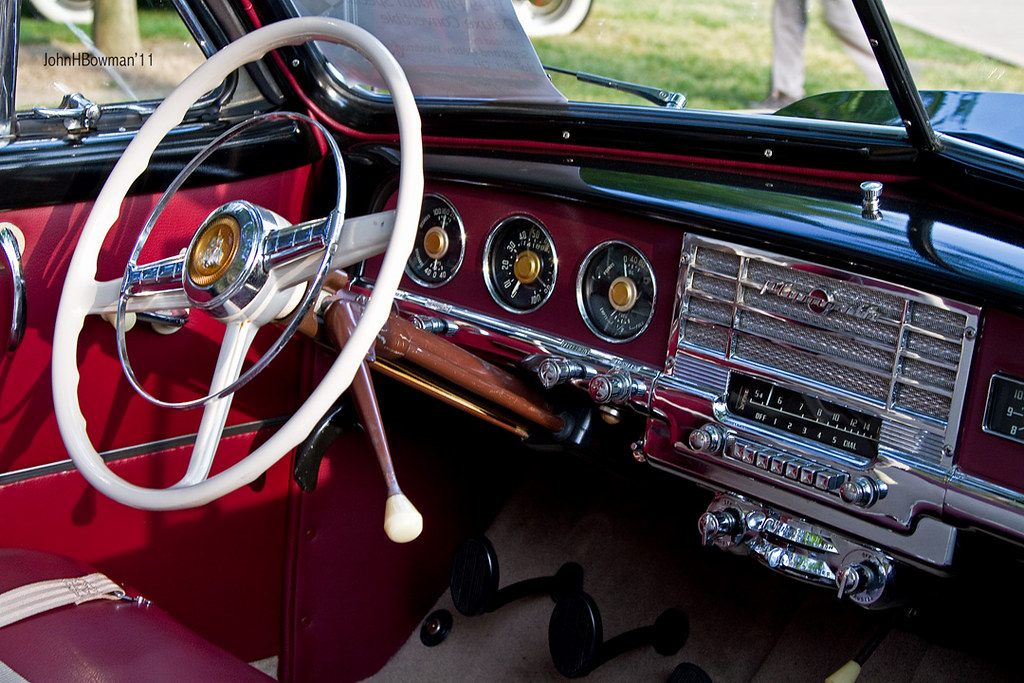 1949 Plymouth Dash Chrome The First New Postwar