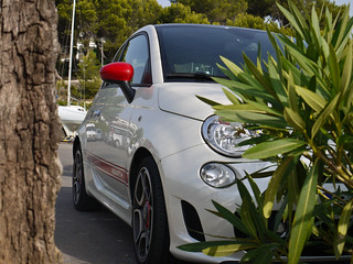 Abarth 500 | by MauriceVanGestel Photography